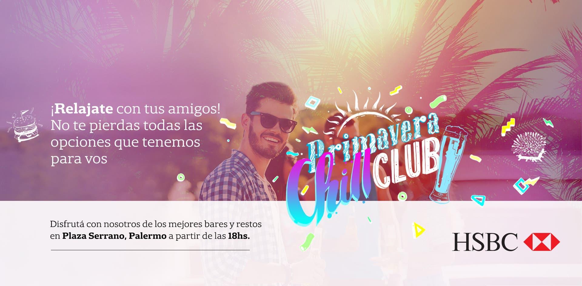 Primavera Chill Club