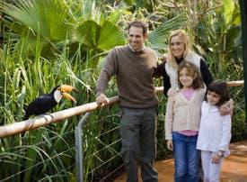 Beneficios en Temaiken Bioparque