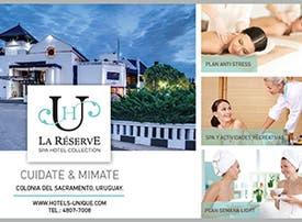 Beneficios en Spa Hotel La Réserve