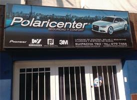 Polaricenter - 20%