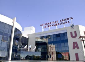 UAI - Universidad Abierta Interamericana - 50%