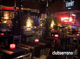 Club Serrano - 20%