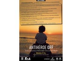 Antiheroe off - 2x1 en                      Teatro