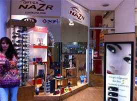 Óptica Nazr - 30%