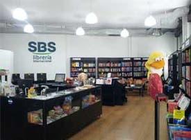 SBS Librería Internacional - 10%