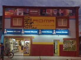 Roma Pinturerías - 20%