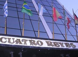 Hotel Cuatro Reyes - 30%