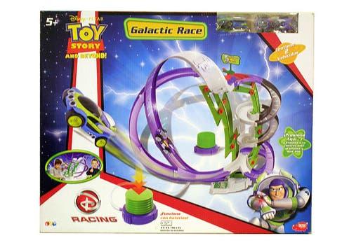 Hasta el infinito y más allá... Lanzadores de Toy Story ($149 en Watmart). Foto: lanacion.com