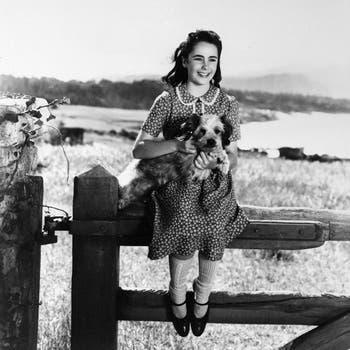 En 1944. Otra imagen de la película Fuego de juventud.. Foto: AP