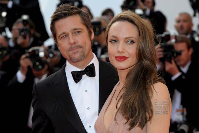 Pitt y Jolie, la pareja desde Sr. y Sra. Smith nunca más se separó