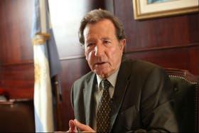 Despouy, titular de la AGN, alertó sobre la falta de controles al Estado
