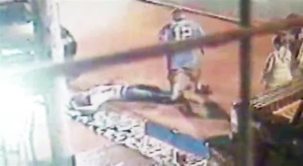 Leonel Biasutti fue noqueado por un trapido al negarse a pagarle
