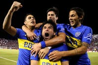Boca consiguió un gran triunfo en Asunción y se ilusiona en la Libertadores