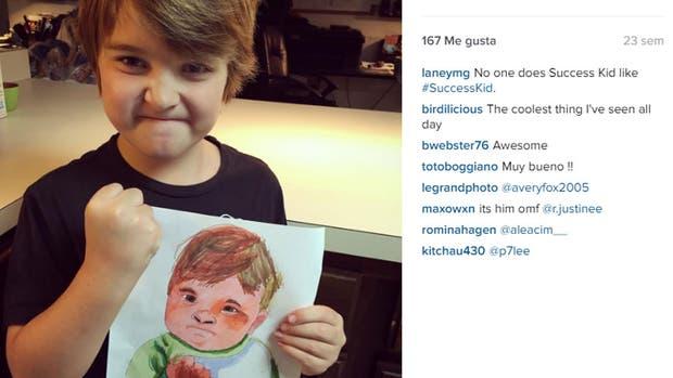 Sammy Griner tiene hoy 9 años