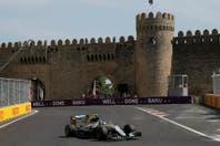 Nico Rosberg, el dueño de la pole position para el Gran Premio de Europa