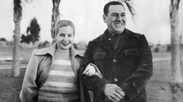 Al casarse con Juan Domingo Perón, su vida actoral fue transformada en una carrera política