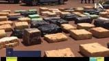 Cómo atraparon a la banda que escondió siete toneladas de marihuana en un camión de sandías