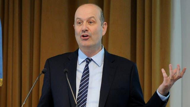 Federico Sturzenegger, jefe del Banco Central