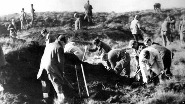 El cuerpo de Lesley Anne Downey fue el primero que se encontró.