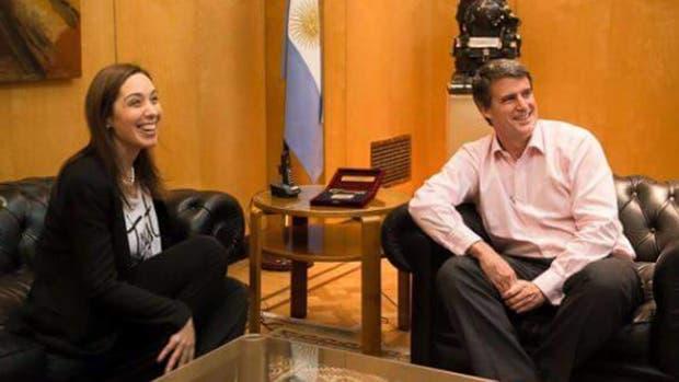 Prat-Gay se sumó al gobierno de Vidal como