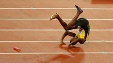 Bolt y una caída que nadie imaginaba