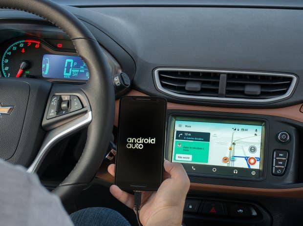 Integración de Waze con Android Auto