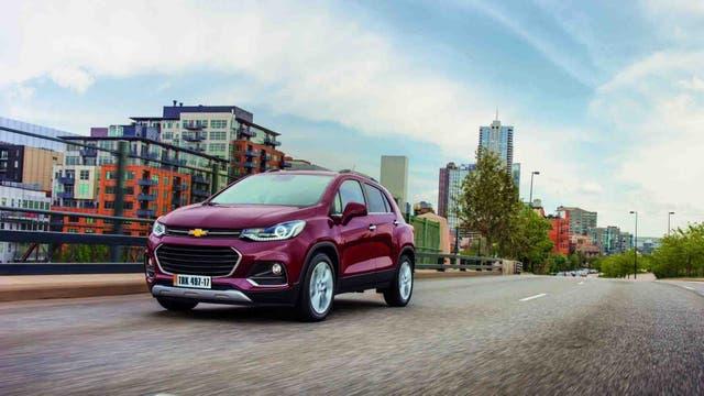 Chevrtolet Tracker, el producto de GM es el tercero en el ránking de los B-SUV