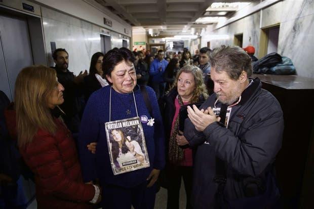 Familiares se ponen al beneficio de salidas transitorias para condenados — Caso Melmann