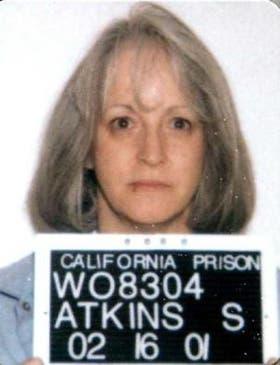 Susan Atkins murió a los 61 años en 2009