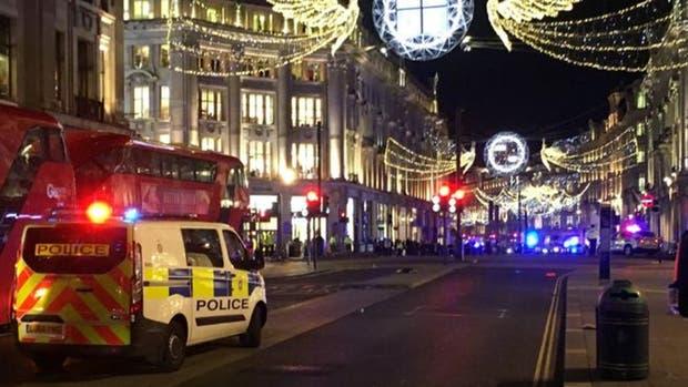 Policía de Londres confirma ataque terrorista en metro de Londres