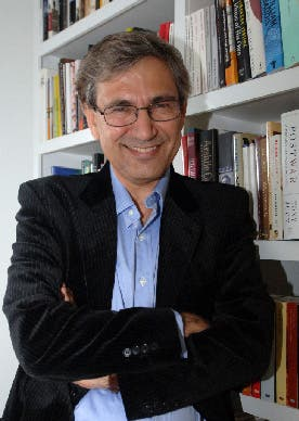 Orhan Pamuk, el escritor turco, premioNobel 2006