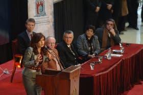 La senadora cerró el II Congreso Internacional Extraordinario de Filosofía