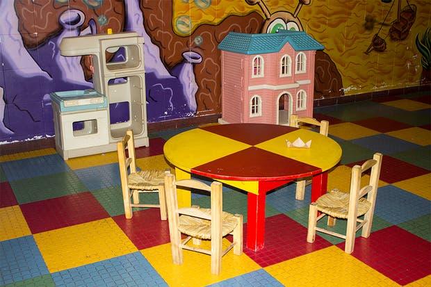 Juegos y juguetes para divertirse. Foto: Gentileza El Gran Mosquito