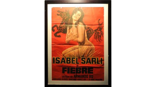 Isabel Sarli en la colección de Guillermo Hernández y Fabio Manes