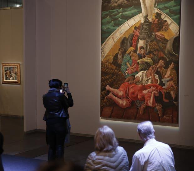 Un trabajo de Berni es otra prueba de la atracción y seducción que sigue provocando la pintura