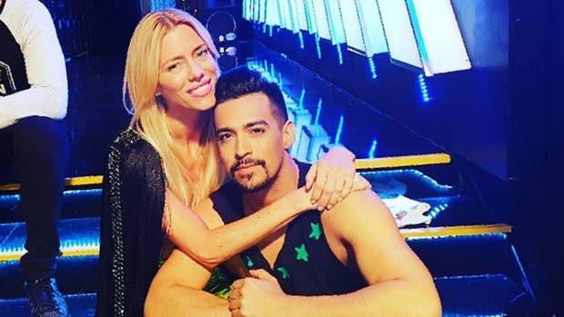 Jorge Moliniers, el bailarín de Nicole Neumann, protagonista de una dolorosa caída