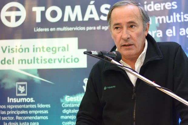 Carlos Borla, presidente de la empresa