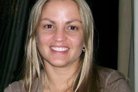 Carolina fue baleada en 2010 cuando estaba embarazada de 9 meses y perdió a su hijo