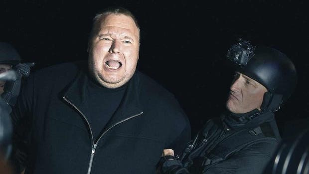 Kim Dotcom: Caught in the Web, de Annie Goldson