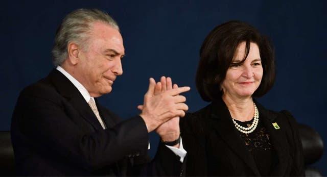 Justicia de Brasil envía al Congreso denuncia contra Temer por corrupción
