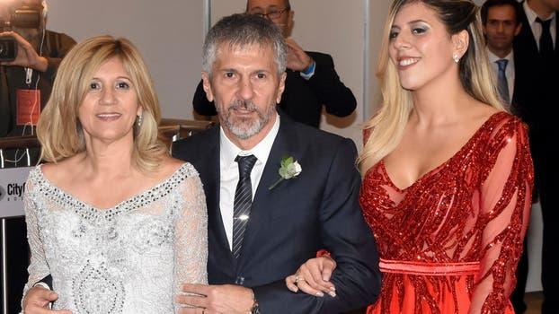 Las mejores imágenes del casamiento. Foto: Jorge Almeida