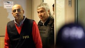 Lázaro Báez fue procesado por retener aportes provisionales
