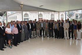 Representantes de varias instituciones respondieron a la convocatoria del Foro de Convergencia, en la Rural