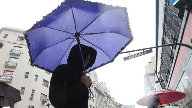 Hasta el miércoles, se esperan días ventosos con precipitaciones aisladas