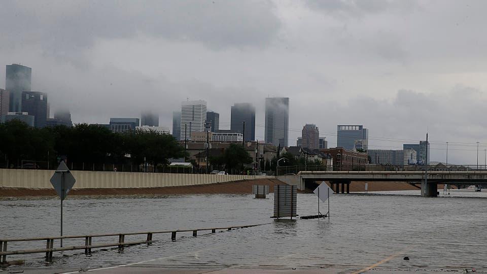 Harvey pasó y arrasó con todo a su paso, el saldo son varios muertos y cuantiosas pérdidas materiales, es el huracán más fuerte desde 2005. Foto: AFP