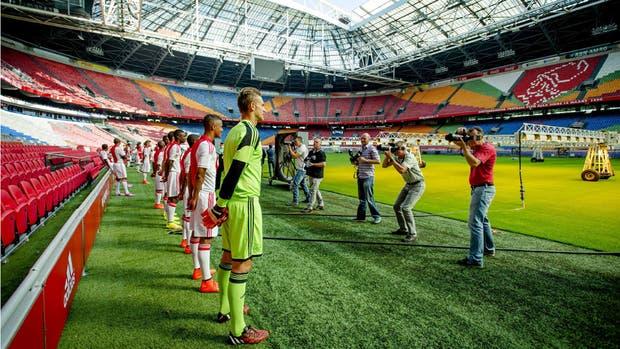 El estadio de Ajax rendirá culto a Cruyff
