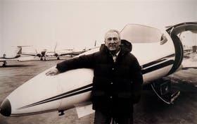 El piloto Jimmy Harvey combatió para la Argentina en la Guerra de Malvinas