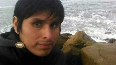 Jonathan López Castillo, víctima de homicidio