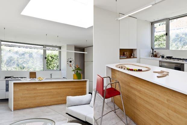 10 ideas para armar una barra en la cocina - Living - ESPACIO LIVING