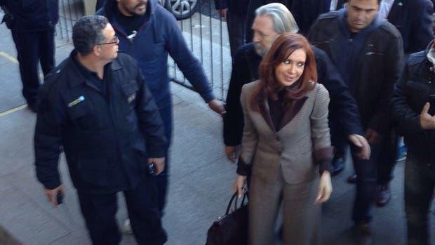 Cristina Fernández volvió a pedir el apartamiento del juez Lijo